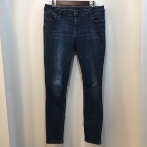 Old Navy MidRise Rockstar Jegging Jeans